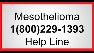 Asbestos Lawsuit 800-229-1393 Mesothelioma Compensation