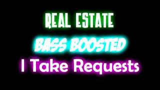 Wiz Khalifa - Real Estate [BASS BOOSTED]