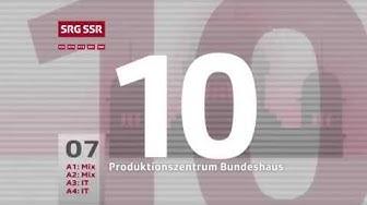 Eigenproduktion für SRF Bern 10.11.2014