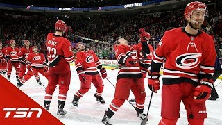 What to make of the Hurricanes
