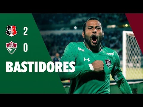FluTV - Bastidores - Santa Cruz 2 x 0 Fluminense - Copa do Brasil