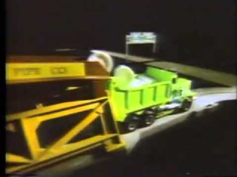 TYCO US1 Trucking Slot Car Commercial