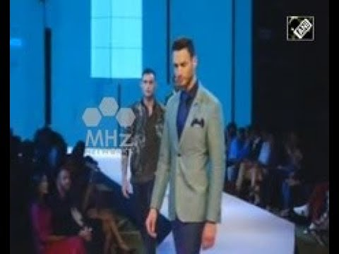 India News - Indian designers showcase latest collections at Mumbai fashion extravaganza