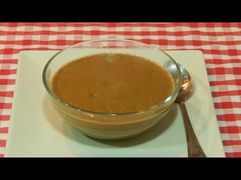 Receta de salsa de cebolla y vino tinto