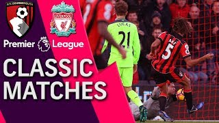 Bournemouth V. Liverpool | Premier League Classic Match | 12/4/16 | Nbc Sports