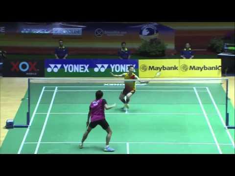 SF- 2015 Malaysia Masters - Nozomi Okuhara vs P.V Sindhu