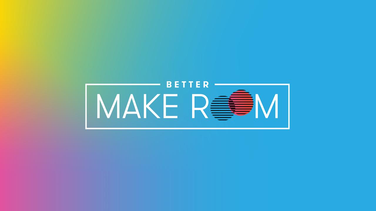 Image result for better make room logo