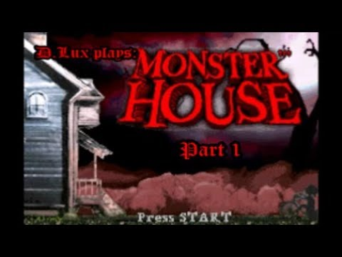 D.Lux Plays: Monster House (GBA/2006): Part 1.