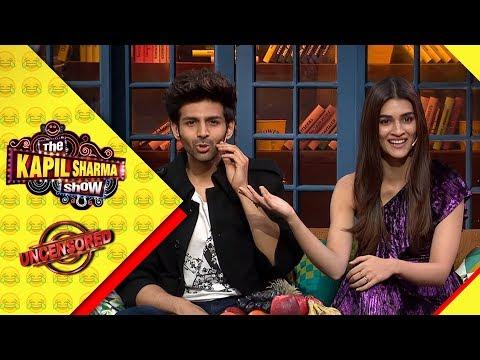 The Kapil Sharma Show - Luka Chuppi Episode Uncensored Footage | Kartik Aaryan, Kriti Sanon