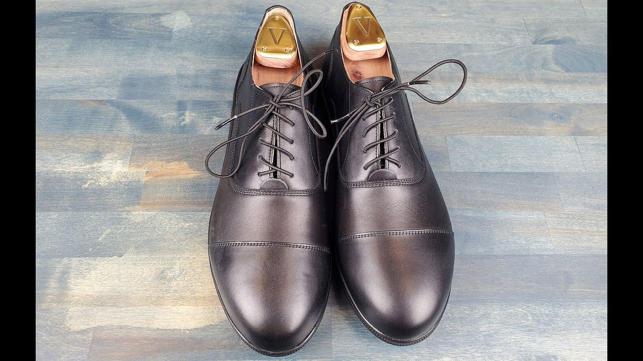 Carets Minimalist Dress Shoes Review Zero Drop Youtube