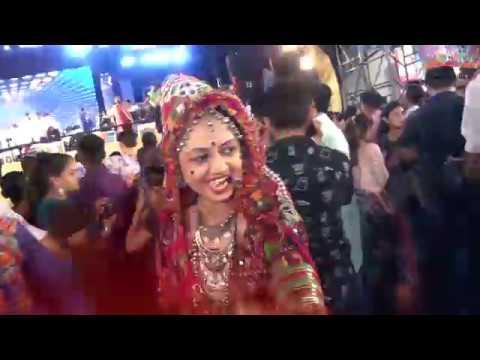 Artist of Mumbai   Jai ho & Meera's Navratri 2018   Preeti & Pinky    Part-1