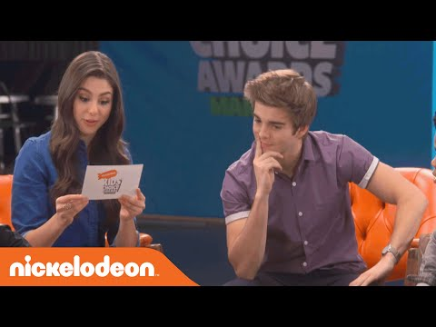 Kids' Choice Awards | Star Games #1: Kids' Choice A-Words | Nick