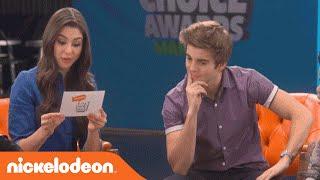 Kids' Choice Awards | Star Games #1: Kids' Choice A-Words | Nick