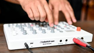 Elektron Model:Samples | Overview and Demonstration