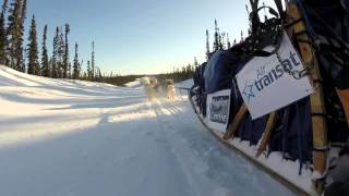 Un matin en traîneau par -35°C - Expédition CANADALASKA Thumbnail