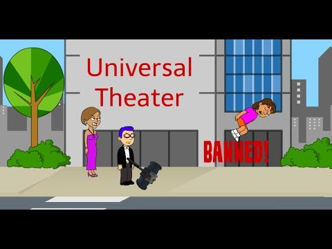 Dora Misbehaves at the Movie Theater (Universal Theater) / Grounded