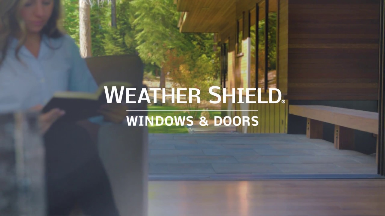 Weather Shield | Multi Slide Patio Door