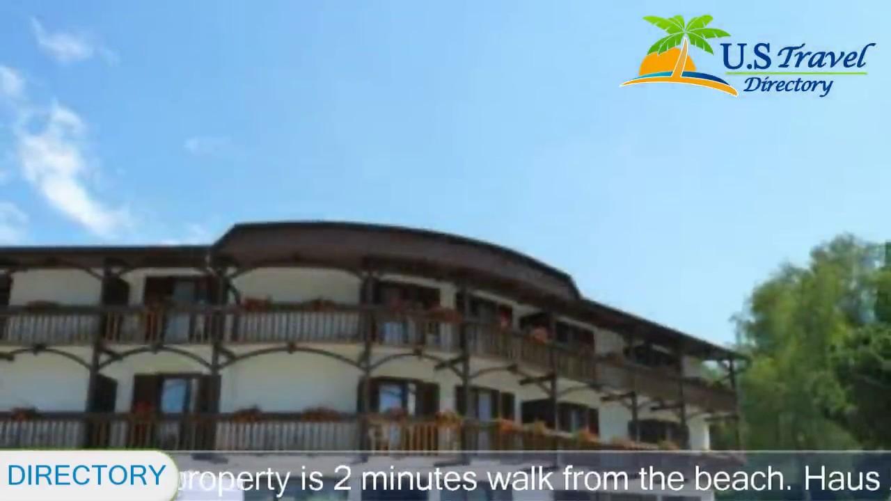 Haus Alpensee - Unterburg am Klopeiner See Hotels, Austria - YouTube