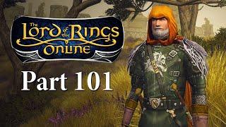 Lord of the Rings Online Gameplay Part 101 - Men Erain - LOTRO Let