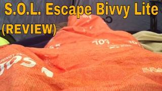 Escape Bivvy Lite Review