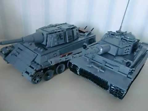 Make a LEGO Abrams Tank: 6 Steps (with Pictures)