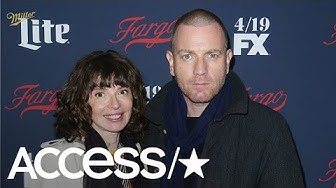 Ewan McGregor Files To Divorce Wife Eve Mavrakis After 22 Years Of Marriage | Access