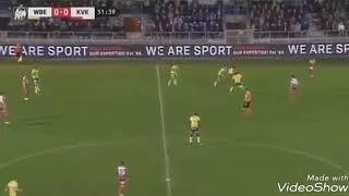 مهارات اللاعب الجزائري يوسف عطال