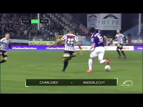 Samenvatting/résumé Charleroi - RSC Anderlecht (1-2)