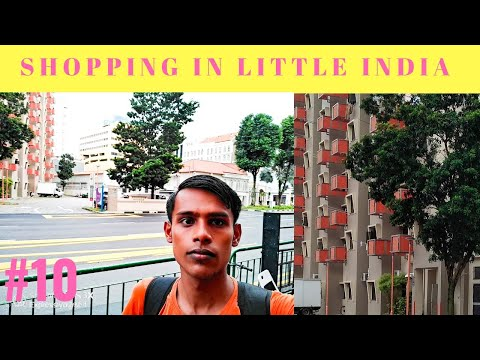First Shopping Experience In Singapore!|Cheap Market|Must Watch|