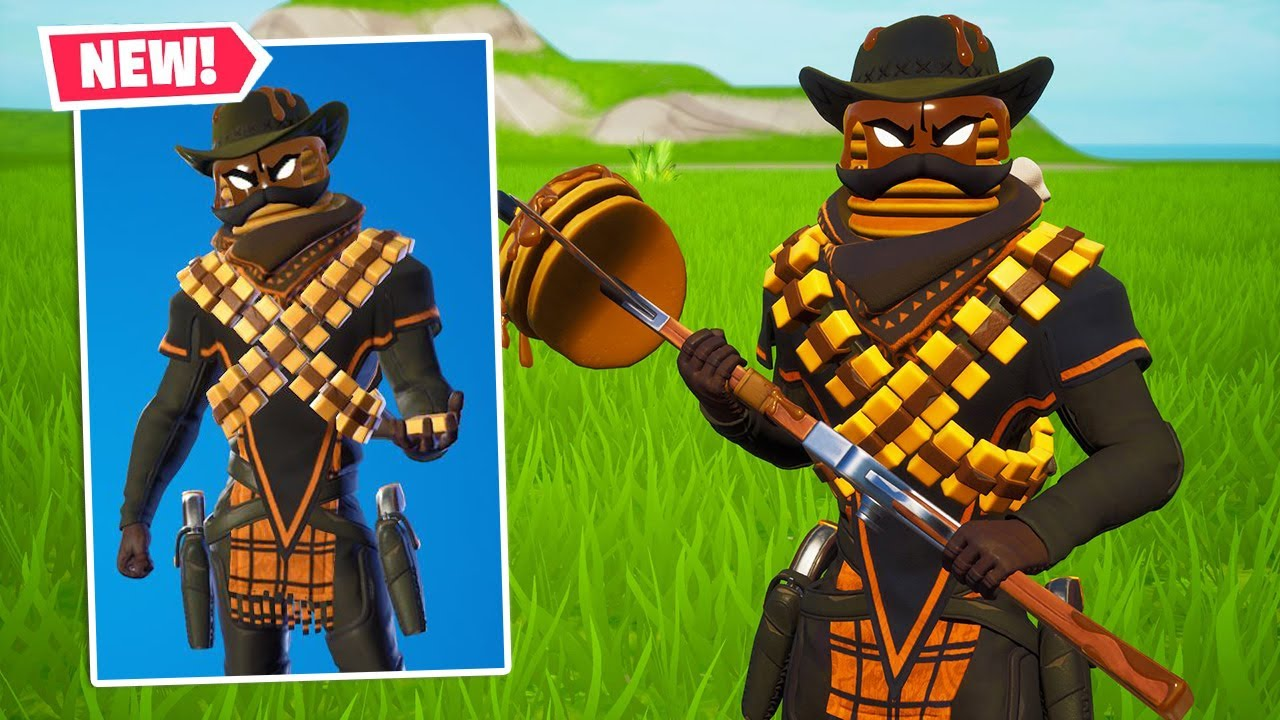 New Mancake Skin Gameplay In Fortnite Youtube You can also have it for any of your special occasions. new mancake skin gameplay in fortnite