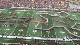 WVU vs Maryland Halftime Performance