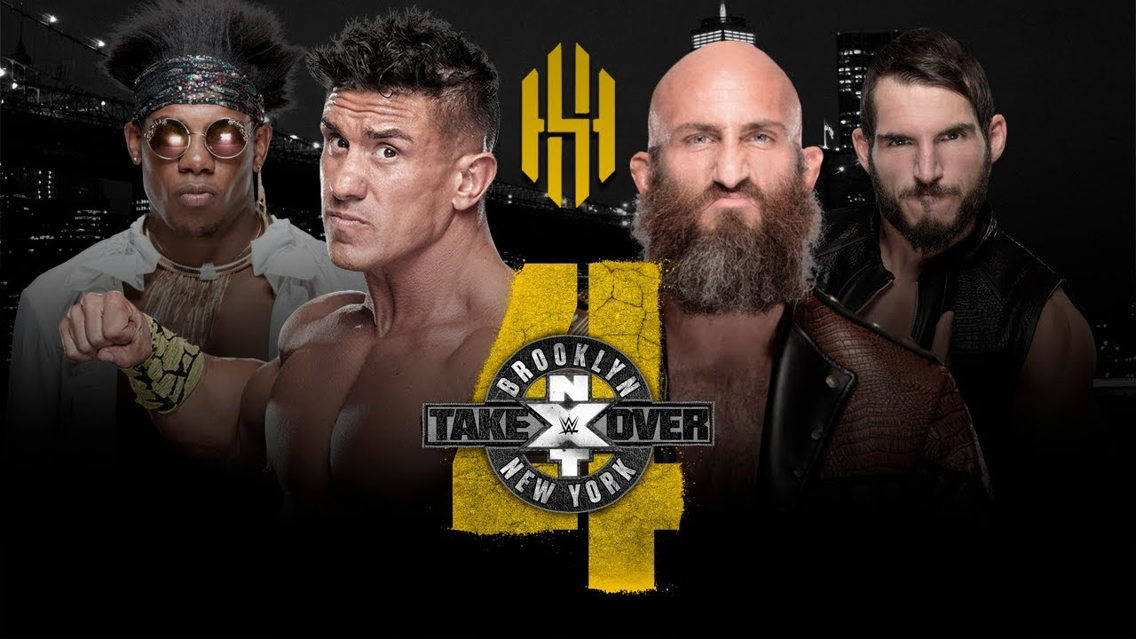 Nxt Takeover Brooklyn 2021