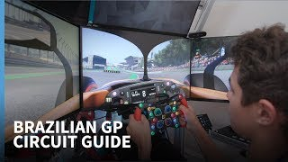 Brazilian GP circuit guide (with Lando Norris)