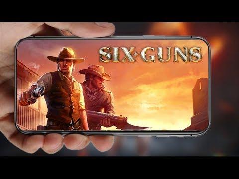 Six Guns: O melhor game de Faroeste para os celulares!!! Rede Dead mobile!? ZigIndica#25 - Omega Play