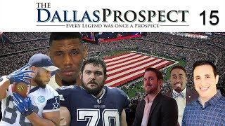 The Dallas Cowboys | New Rules,  OTA'  Zack Martin Missing , Sean Lee sitting + More Ep. 15