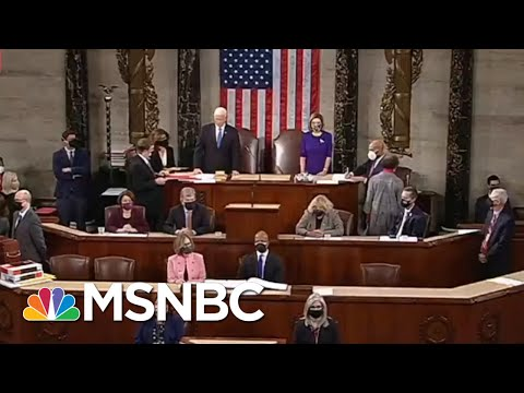 Chuck Todd On Standing Ovation From GOP Officials: 'Uncomfortable Thing To See'   MSNBC