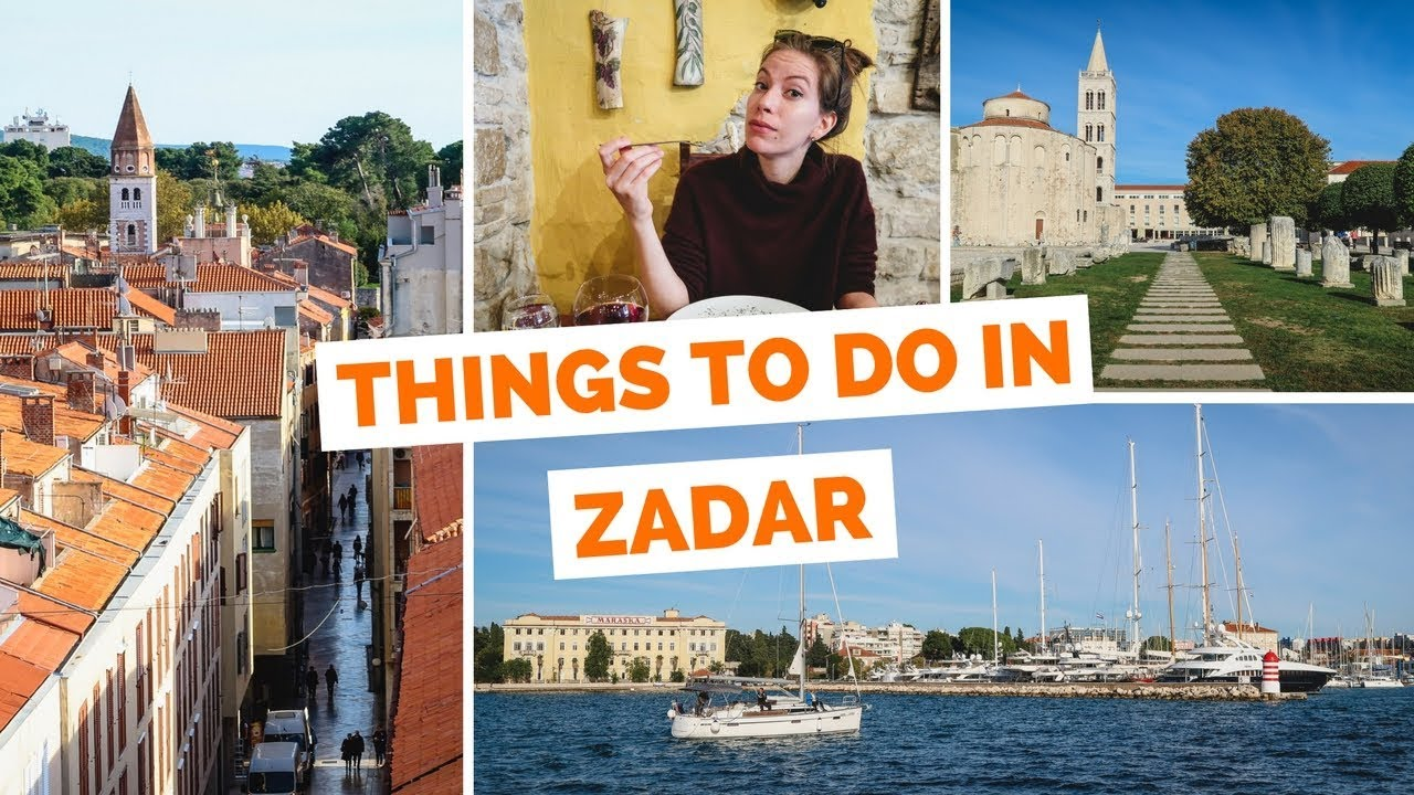 10 Things To Do In Zadar Croatia Travel Guide