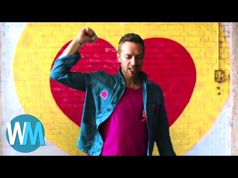 Top 10 Best Coldplay Music Videos