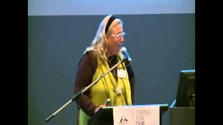 Jennifer Hawkins - Bugs in the System Soil Forum Wodonga 2011