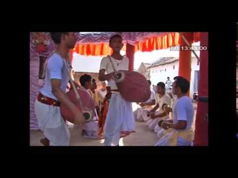 Rarhi Bangla Kiirtan (Kirtan) Performed by the Mahato Team - Excerpt 2,  The Gauralap