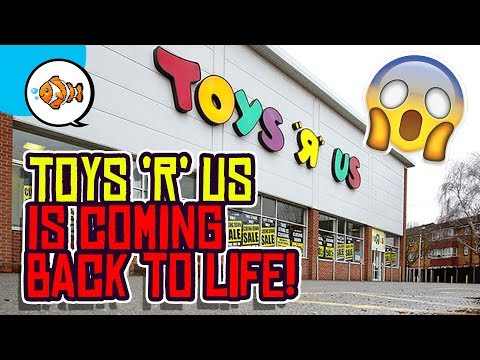 TOYS R US IS RE-OPENING!?