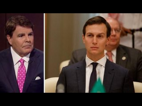 Gregg Jarrett: Not a crime to talk to the Russian ambassador