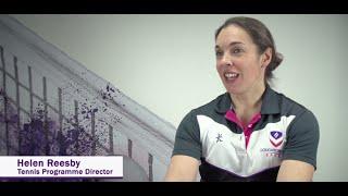 Loughborough Sport Tennis - Coaching & Volunteering
