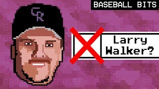 So, You Didn't Vote for Larry Walker l Baseball Bits