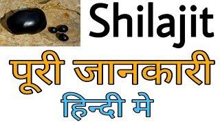 Shilajit Benefits in Hindi  -  Kushti Ke Deewane