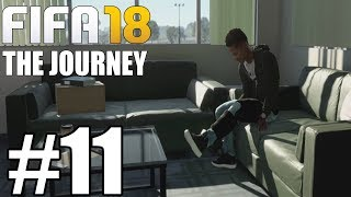 FIFA 18 THE JOURNEY Gameplay Walkthrough Part 11 ( Full Game ) - No Commentary