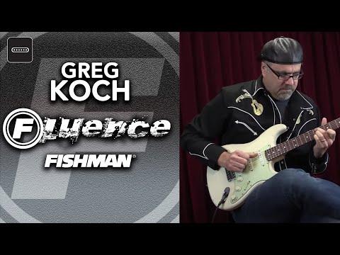 Greg Koch Fluence Single Width