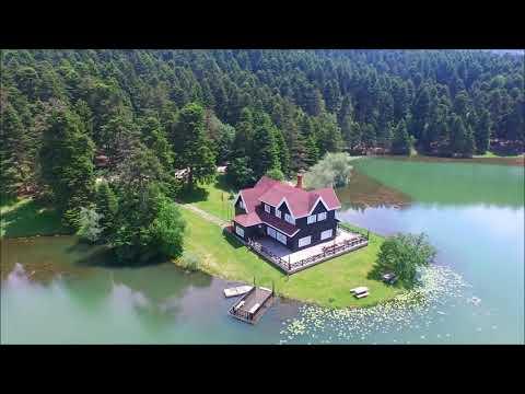 Havadan Gölcük Milli Parkı - Gölcük National Park From Air