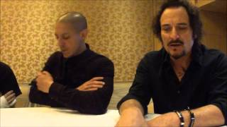 Sons of Anarchy Interview with Kim Coates and Theo Rossi about Season 7