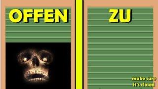 (WTF) Garagen Zumach Simulator | Make sure it's closed
